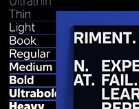 Rampa Typeface