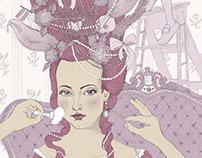 Pampering of Marie Antoinette