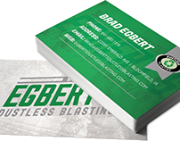 Egbert's Dustless Blasting