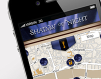 Shadow of Night mobile web app