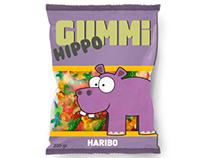 Gummi - Haribo