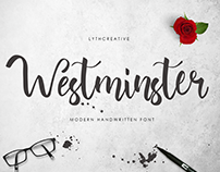Free Wesminter Font