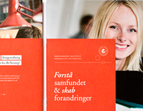 Visual identity for financial institution KU