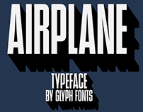 Airplane! typeface (font)