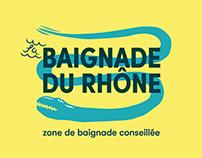 La Baignade du Rhône