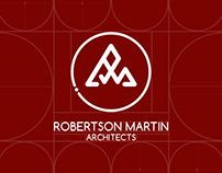 Robertson Martin Architects - Brand Design