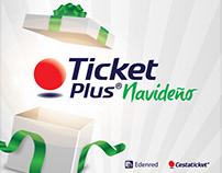 - CAMPAÑA NAVIDAD - TicketPlus Navideño Cestaticket