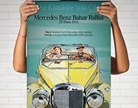 Mercedes-Benz Bahar Rallisi - 2016