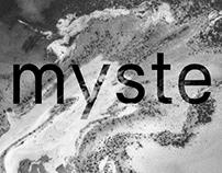 MYSTE - FREE GROTESQUE SANS SERIF