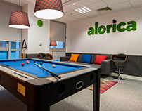 Alorica - Game Rooms