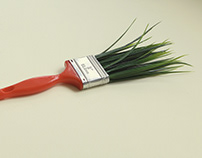 Grass Brush