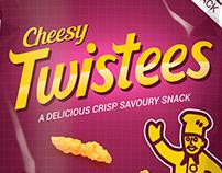 Twistees Redesign