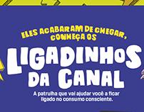 Endo - Ligadinhos da Canal