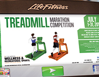 Treadmill Marathon Challenge