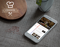 Cooking - Food App Template