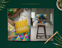 Casa Amarosa Art Direction