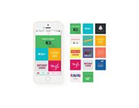 SendOutCards App Tiles