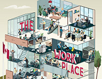 The Work Place Issue, Canadian Lawyer Magazine