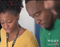 Wiley Education Services marketing