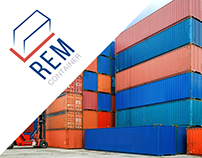 REM Container: Branding & Web