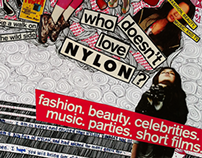 Nylon Thailand Fan Art