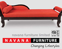 Navana Furniture Desk Calendar 2013