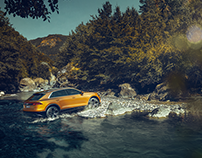How the comfort looks like: new Audi Q8