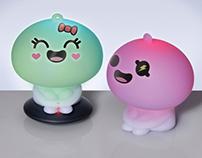 Chuppi Art Toy