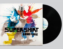 Supershirt »8000 Mark« Artwork