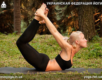 Julia Zenchenko. Yoga.