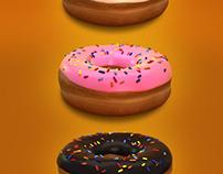 Dunkin Donuts, Fake Ad