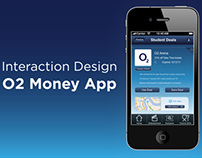 Interaction Design: O2 Money