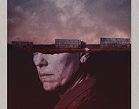 Three Billboards - Oscars 2018 Poster