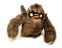 New Monster Art toys