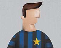 Il Capitano - Javier Zanetti