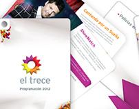 El Trece HD - Brochure