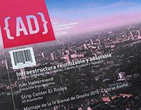 {AD} Arquitectura+Diseño