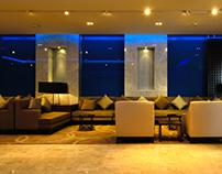 VIP Lounge-International Muscat Airport