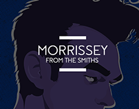 Morrissey Illustration