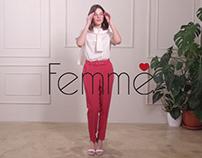 Devur|Femme videos ss 2020