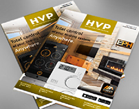 HVP Magazine Cover - July/August 2016
