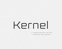 Kernel type family