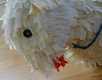 Zoe The Dog Pinata
