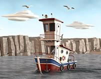 Helena Boat