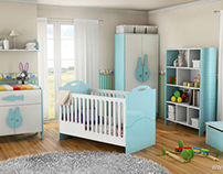 Playo - Hungarian furniture collection for kids