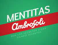 Mentitas - Ambrosoli - Radio