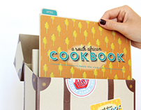 A South African Cook Book | Publication Design