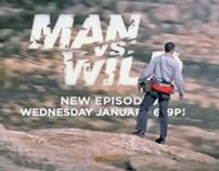 Man vs Wild Promo