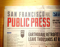 San Francisco Public Press Rebranding