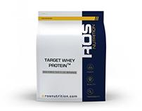 ROS Nutrition – Packaging Design